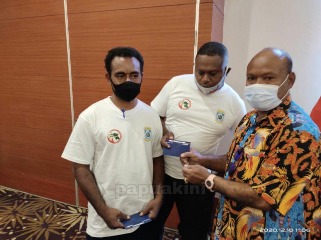 Penerima Program Tangan Kasih Papua Barat Naik Jadi 52.317 Orang
