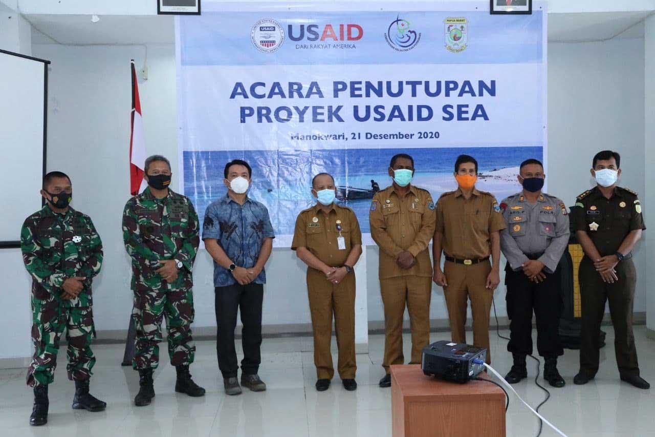 USAID SEA di Papua Barat Dinilai Berhasil